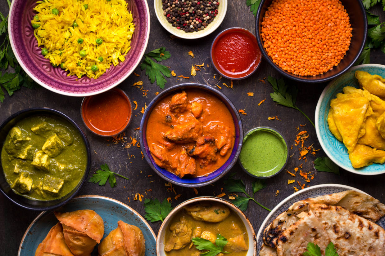 Indian Food Delivery