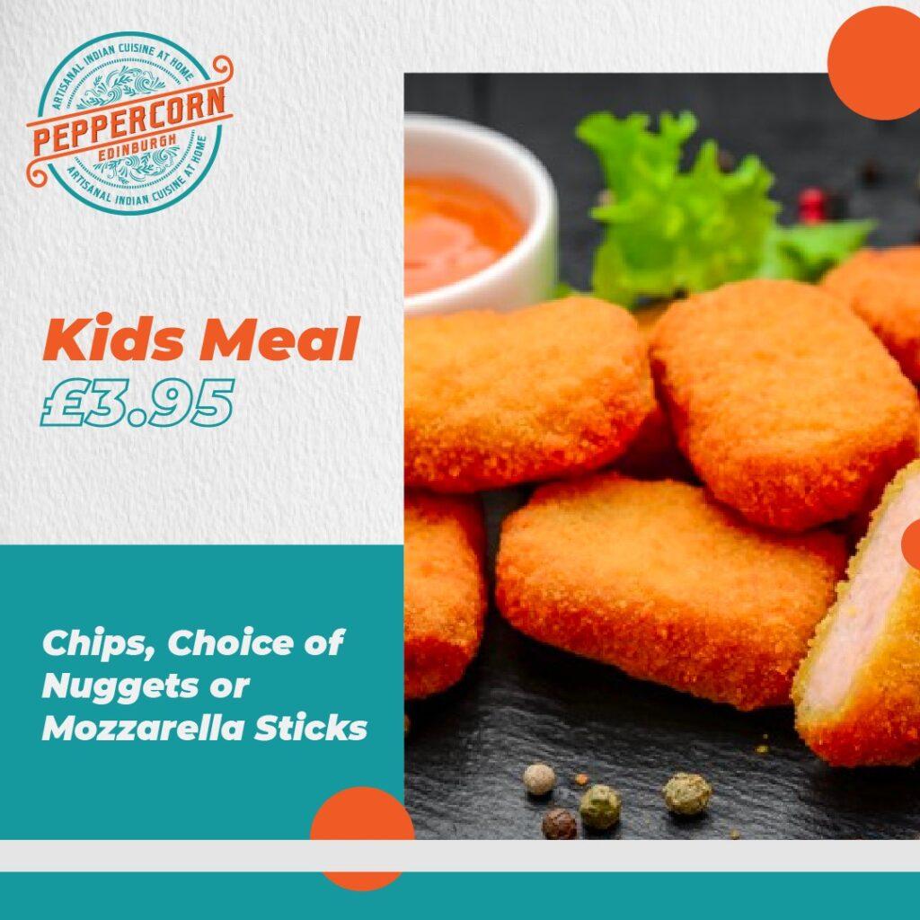 Kids Offer Peppercorn Edinburgh